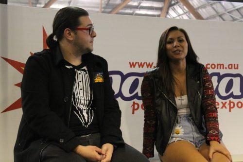 Olivia Olson Interview at Supanova 2014