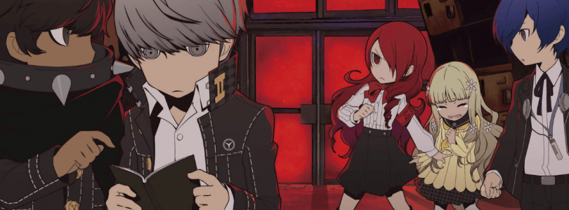 Persona Q: Shadow Of The Labyrinth – Persona/Infirmary Trailers Released