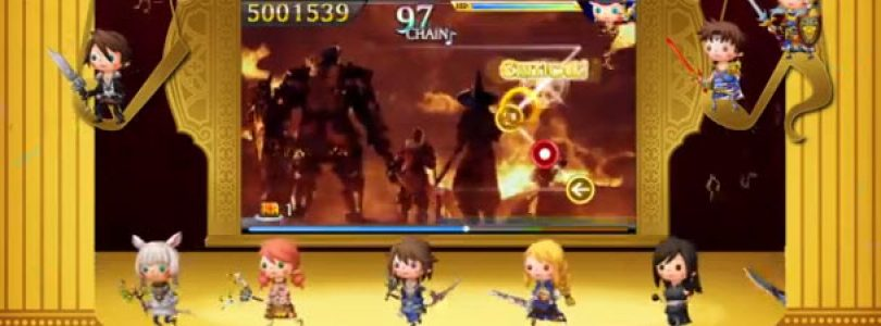 Theatrhythm Final Fantasy Curtain Call's E3 trailer highlights new modes