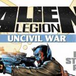 Alien Legion: Uncivil War #1 Review