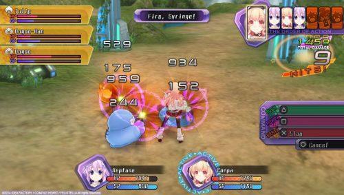 Hyperdimension Neptunia Re;Birth1 release date announced with new screens