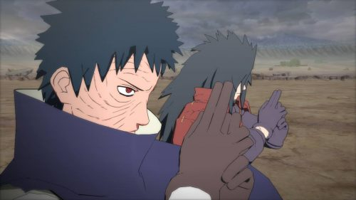 Naruto Storm Revolution Demo and New Character Announced