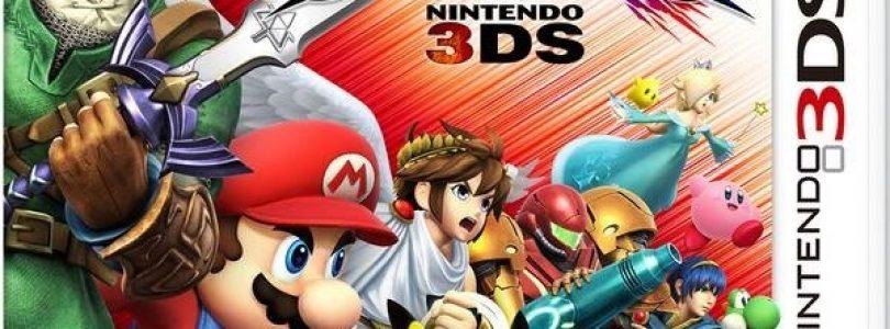 Super Smash Bros. for 3DS Release Date Confirmed