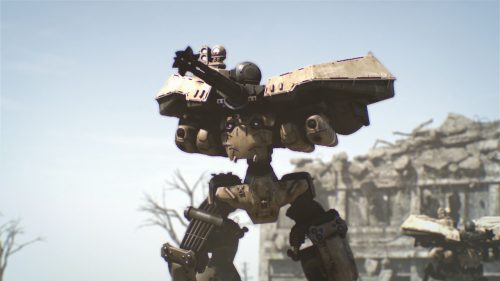 Appleseed: Alpha Clip Shows Off Scheming Cyborgs