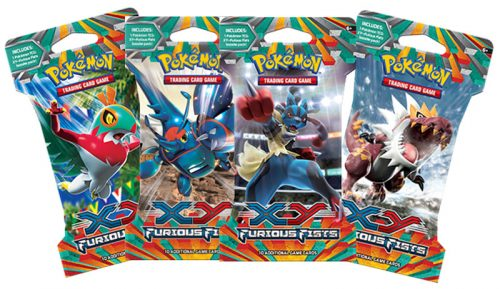 New Pokemon TCG Expansion 'Furious Fist' Announced