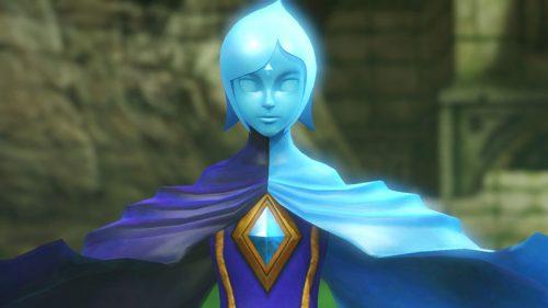 Hyrule Warriors' latest screenshots reveal Fi as playable character