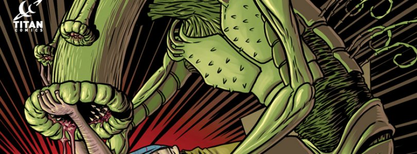 Titan Comics' Ordinary #3 On Sale This Week