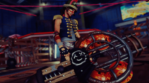 Sunset Overdrive's Chaos Squad multiplayer mode shown off