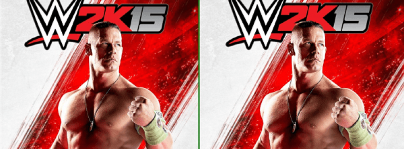 John Cena is WWE 2K15's cover man