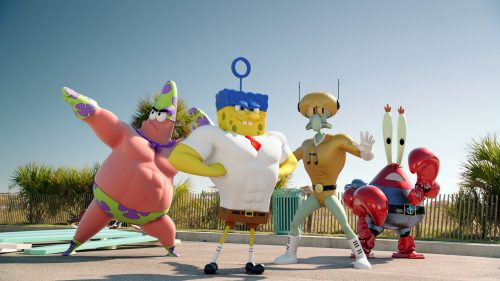 The SpongeBob Movie: Sponge Out of Water Trailer Released
