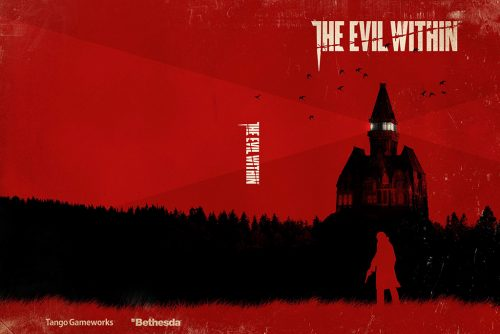 The Evil Within to have an alternate cover; Bethesda opens poll