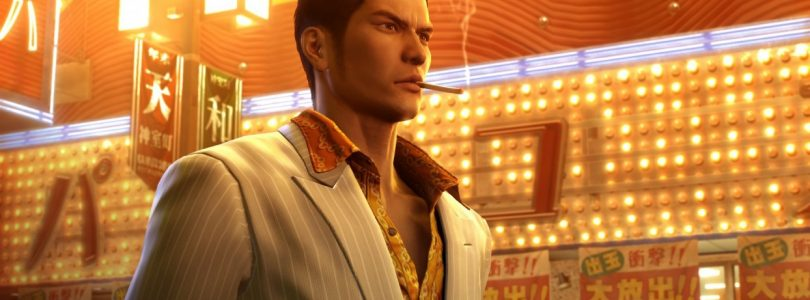 Yakuza Zero Details and Trailers Released at TGS
