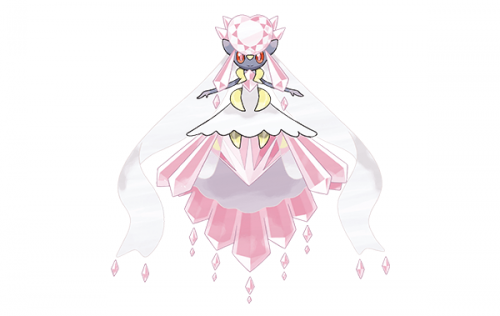 Shiny Gengar and Diancie Pokemon Distribution Events Announced