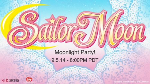 Sailor Moon Live-Stream to be held by Viz for English dub debut
