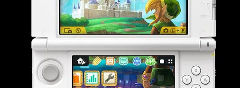 Nintendo Themes it Up in New Update in Australia for the 3DS