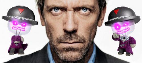 Hugh Laurie Voicing Villain in LittleBigPlanet 3