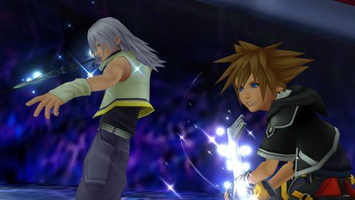 "Kingdom Hearts HD 2.5 ReMIX trailer ""Introduces the Magic"""