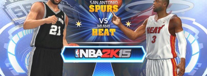 NBA 2K15 Hands-on Impressions
