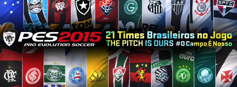 Brazilian Commentators Confirmed for Pro Evolution Soccer 2015, New Trailer from BGS