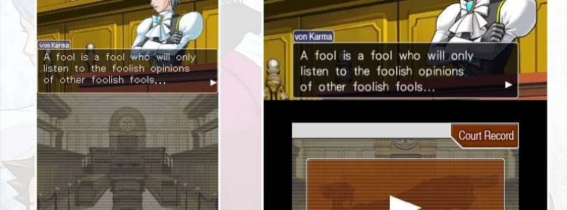 Ace Attorney Trilogy to be released digitally in December
