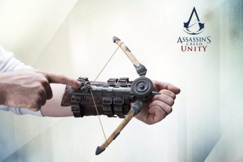 Assassin's Creed Unity Phantom Blade Replica Now Available