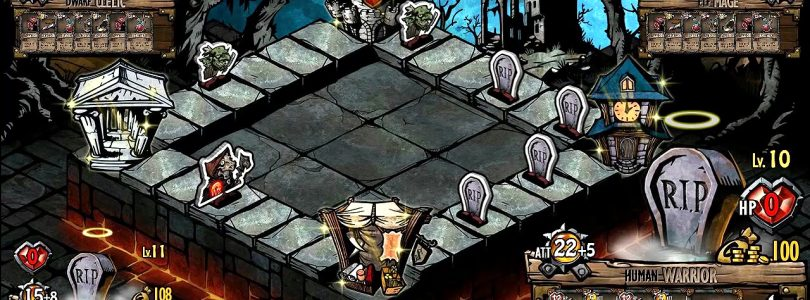 DICETINY Brings Digital Board Gaming Epic to Kickstarter