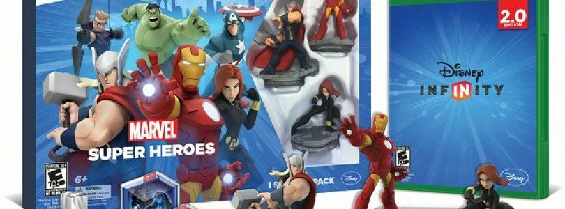 Disney Infinity 2.0: Marvel Super Heroes Review