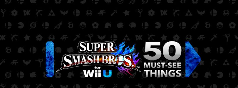 50 Must See Things Smash Bros. Wii U Direct This Friday