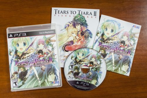 Tears to Tiara II's retail edition contents and 30-min battle video revealed