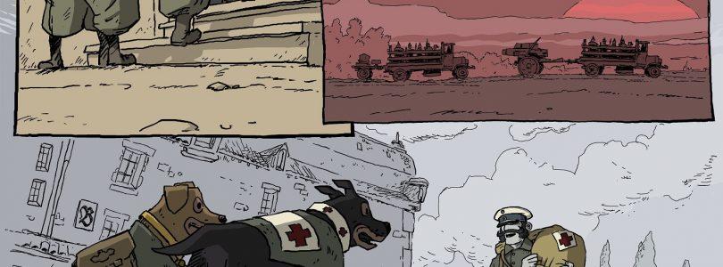 Valiant Hearts Interactive Comic Book Launching on November 6th