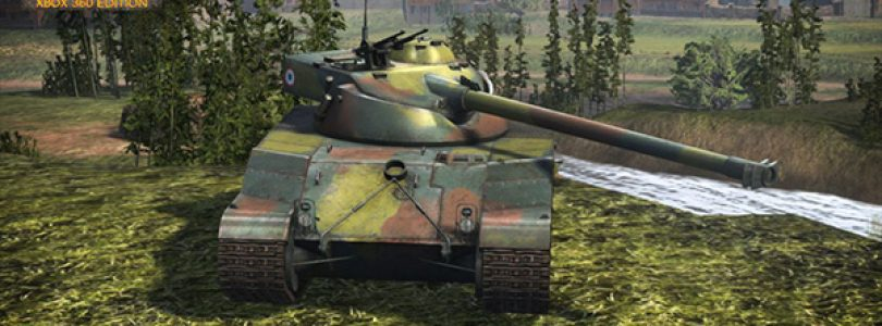 World of Tanks Adds French Armour on Xbox 360