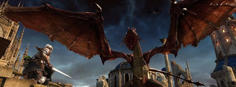 Dark Souls II announced for Xbox One and PlayStation 4 in April