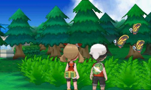 Pokémon Omega Ruby and Alpha Sapphire Receive an Update