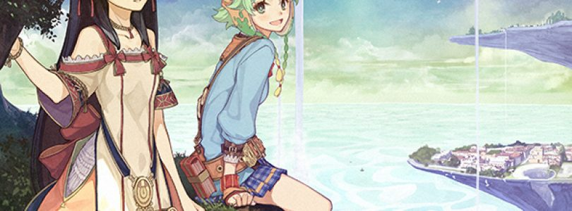Atelier Shallie: Alchemists of the Dusk Sea Western Release Dates Announced