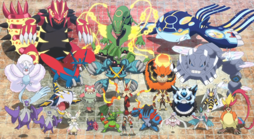 New Pokemon Ruby & Sapphire Animated Short