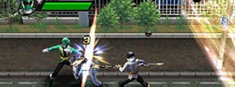 Power Rangers Super Megaforce Review
