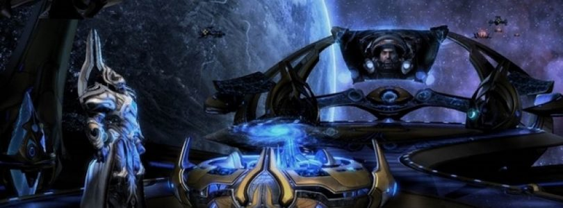 StarCraft II: Legacy of the Void Revealed at BlizzCon
