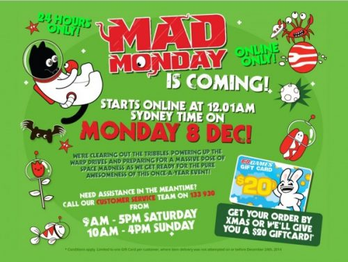 EB Games Website Offline to Prep for Mad Monday