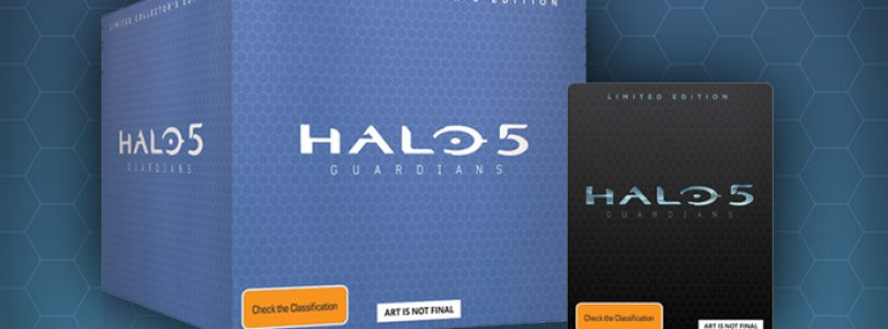 EB Games Announces Halo 5 Collector's Edition