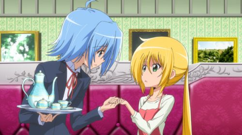 Sentai Filmworks Acquires 'Hayate the Combat Butler: Can't Take My Eyes Off You'