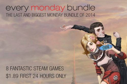 Indie Gala Every Monday Bundle #40 Now Available