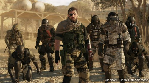 Metal Gear Solid V's Online Mode revealed with premiere trailer