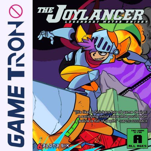 The Joylancer: Legendary Motor Knight Preview