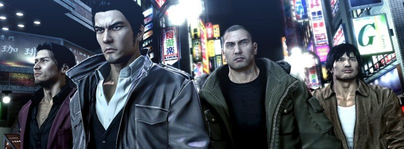 Yakuza 5 Coming to the West