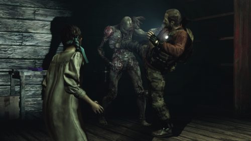 Latest Resident Evil: Revelations 2 videos introduce two new enemies