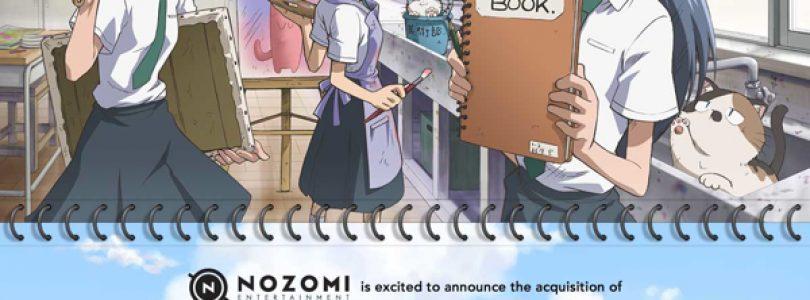 Nozomi Entertainment Acquires 'Sketchbook ~full color's~'