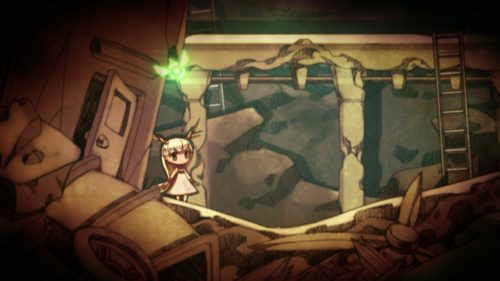 htoL#NiQ: The Firefly Diary's environment shown off in latest screens