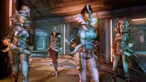 Borderlands: The Pre-Sequel DLC character Lady Aurelia now available