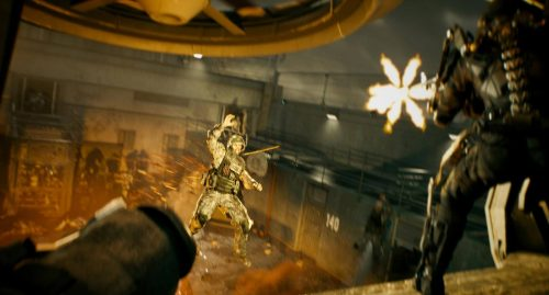 Call of Duty: Advanced Warfare – Exo Zombies Gameplay Revealed