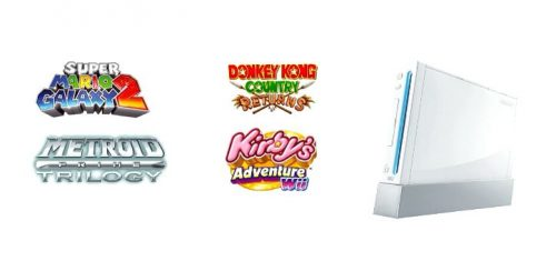 Wii Virtual Console Comes to Wii U